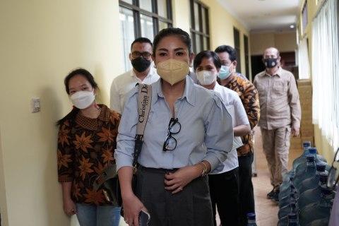 Potret Wajah Lebam Nindy Ayunda Usai Jadi Korban KDRT Suaminya (9)