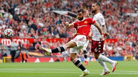 5 Pemain MU yang Tampil Bapuk saat Dibungkam Aston Villa di Old Trafford (5)