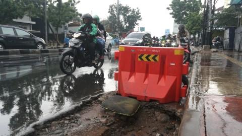 Cuaca Hari Ini: Waspada Potensi Hujan Petir di Jakarta