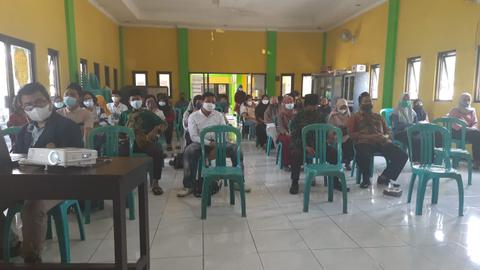 Gagas Desa Pancasila di Jatim, UNESA Gelar Kursus Kader Kebangsaan (1)