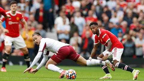 5 Pemain MU yang Tampil Bapuk saat Dibungkam Aston Villa di Old Trafford (1)