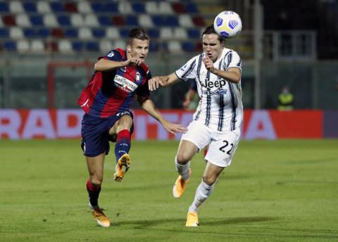 Live Streaming Duel Juventus vs Crotone di Liga Italia