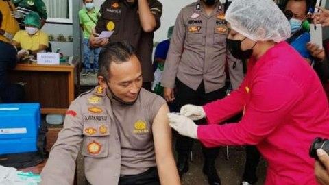 Kepulauan Yapen Papua Lakukan Vaksin Corona Tahap I