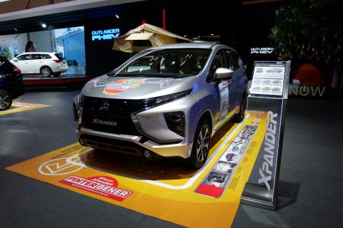 Ditopang Xpander, Penjualan Mitsubishi Naik 9,3 Persen (1)