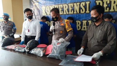 Polisi Tetapkan 6 Tersangka dari 10 Pelaku Pengeroyokan di Bantul
