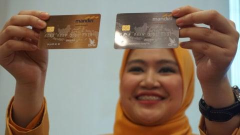 Ada Kartu Gpn Nasabah Mandiri Masih Bisa Pakai Visa Dan Mastercard Kumparan Com