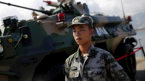 China dan India Sepakat Tarik Militer dari Perbatasan Himalaya (1)