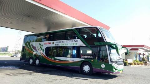 Romansa Pengemudi Bus AKAP: Gangguan Begal sampai Makhluk Gaib (Bagian 1)