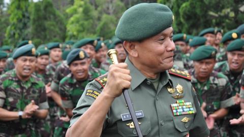 Yang Perlu Diketahui soal Raibnya Patung Soeharto-AH Nasution di Museum Kostrad (4)