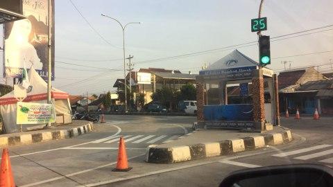 Polisi Perpanjang Penutupan 27 Exit Tol di Jateng hingga 25 Juli