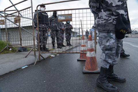 2 Penjara di Ekuador Rusuh, 21 Narapidana Tewas