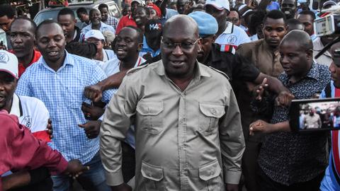 Ketua Partai Oposisi di Tanzania Ditangkap Jelang Forum Reformasi