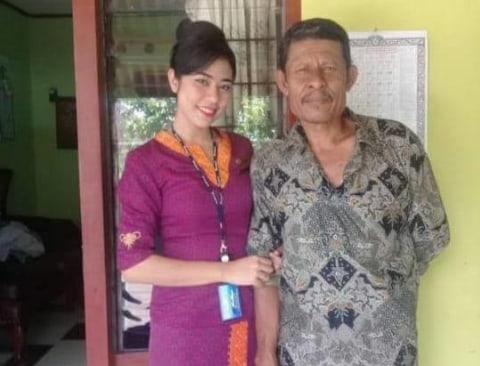 Jasa Raharja Serahkan Santunan Kepada Keluarga Pramugari Korban Sriwijaya SJ 182
