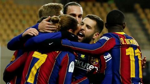 Live Streaming Barcelona vs Athletic Bilbao di Liga Spanyol