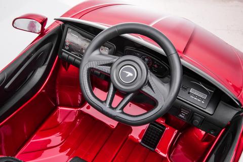 McLaren Hadirkan Mobil Listrik, Tetapi Khusus untuk Anak-Anak (3)