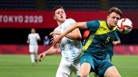 3 Biang Kerok Argentina saat Dipermalukan Australia di Olimpiade 2020 (1)