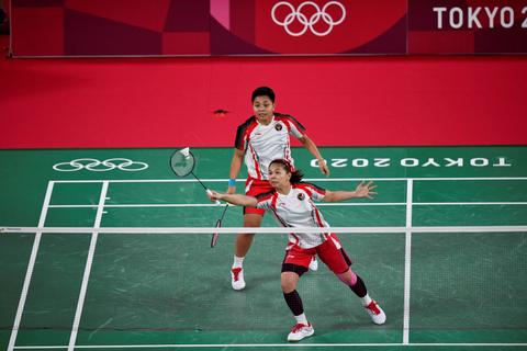 Piala Sudirman: Greysia/Apriyani Tekuk Wakil Kanada, Indonesia 2-2 Kanada