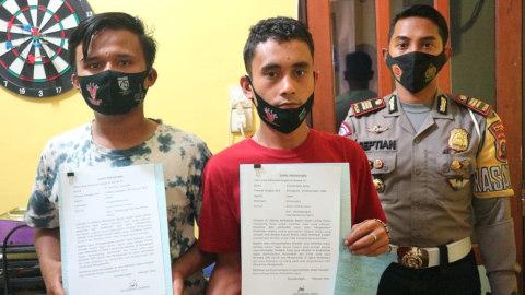 2 Sopir di Sumut Ditangkap karena Ugal-ugalan Demi Buat Video 'Angkot Oleng'