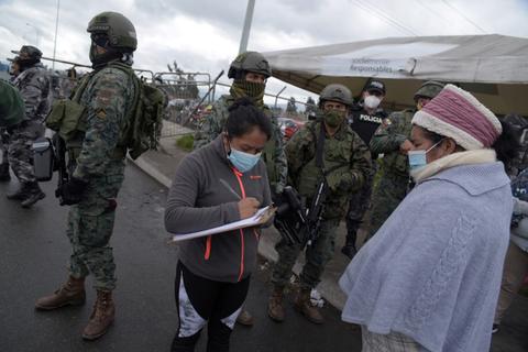 2 Penjara di Ekuador Rusuh, 21 Narapidana Tewas (1)