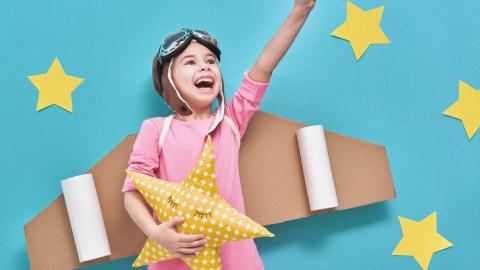 10 Ide Mainan Dari Kardus Bekas Untuk Anak Kumparan Com