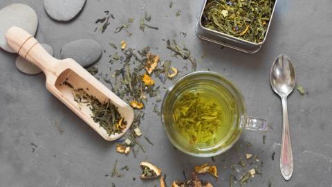 cara minum fogyókúrás tea yang benar