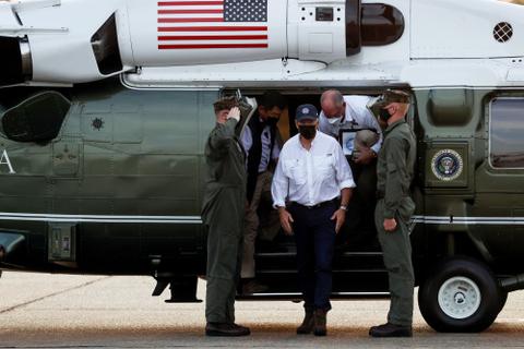 Joe Biden Akan Memeriksa Dampak Badai Ida di New York dan New Jersey
