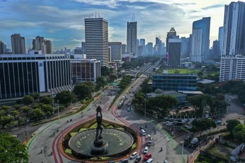 BMKG: Cuaca Jakarta Minggu Pagi hingga Siang Hari Cerah Berawan