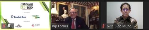 Sido Muncul Raih Penghargaan Perusahaan Terbaik di Asia-Pasifik versi Forbes (1)