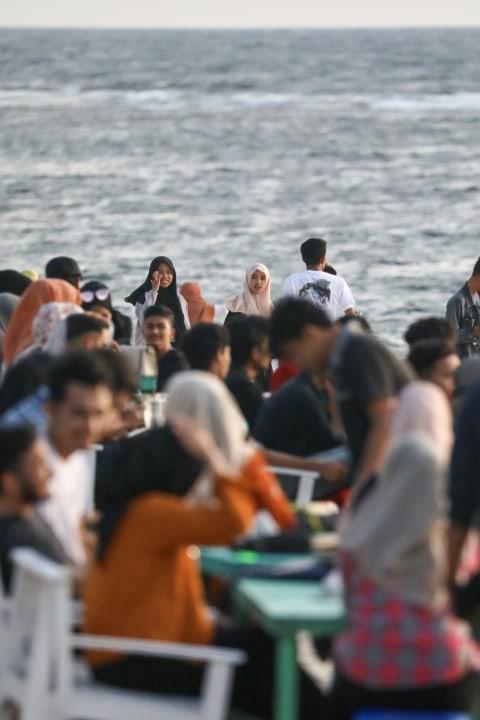 Foto Kawasan Wisata Yang Sedang Hits Di Lhoknga Aceh Kumparan Com