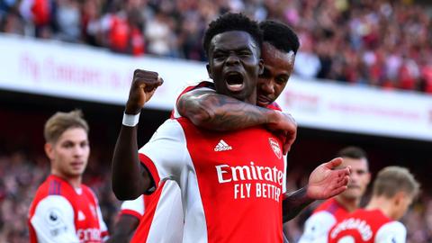 Hasil Liga Inggris: Pemain Mudanya Gemilang, Arsenal Lumat Tottenham Hotspur