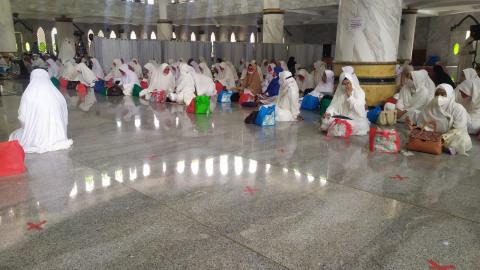 Dzikir dan Doa Bersama untuk Keselamatan Wabah Corona di Jayapura