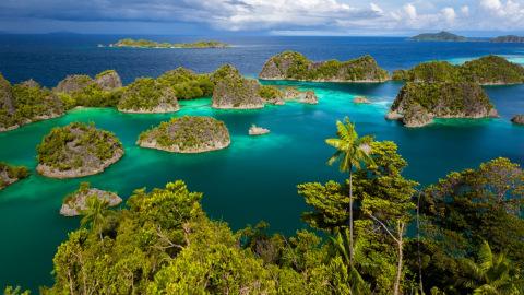 9 Negara Dengan Pulau Terbanyak Di Dunia Indonesia Urutan Ke 5 Kumparan Com