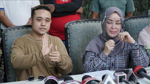 Putra Chintami Atmanegara Bantah Lakukan Tindak Penganiayaan Ke Deanni Ivanda Kumparan Com