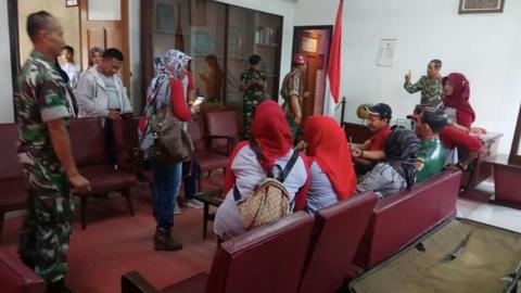 Yang Perlu Diketahui soal Raibnya Patung Soeharto-AH Nasution di Museum Kostrad