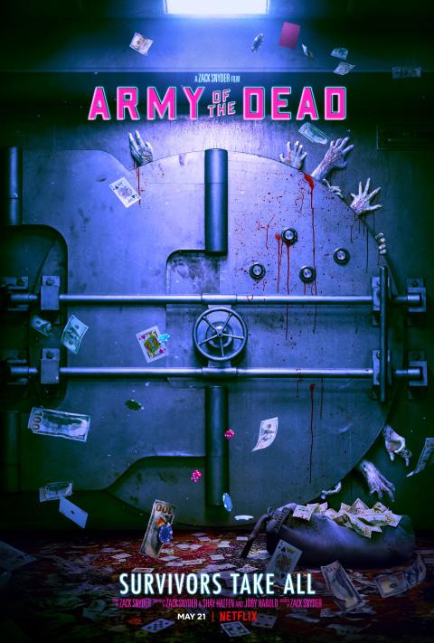 Army of the Dead, Film Karya Zack Snyder, Rilis di Netflix Mei Mendatang
