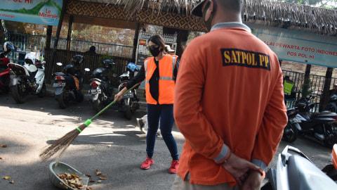 Wagub DKI soal Revisi Perda COVID-19: Sanksi Pidana untuk Mereka yang Mengulangi