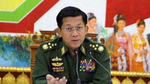 Pemimpin Kudeta Myanmar Mulai Tak Sabar, Ancam Tindak Warga Jika Tetap Demo