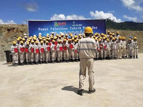 Dinas Tenaga Kerja Halmahera Tengah: 11.403 Orang Kerja di PT IWIP