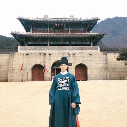 L Infinite Alami Cedera Lutut Saat Syuting Drama Korea Royal Secret Agent