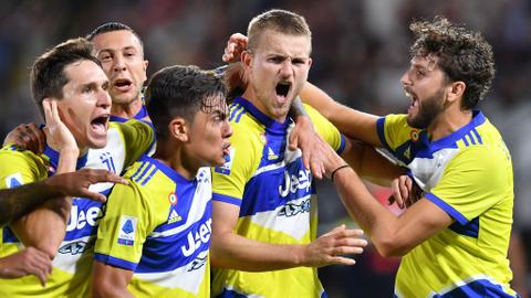 Juventus vs Sampdoria: Prediksi Skor, Line Up, Head to Head & Jadwal Tayang