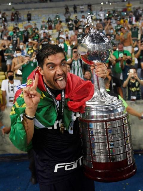 Foto: Palmeiras Juara Copa Libertadores