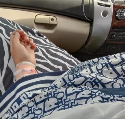 Asisten Sebut Clara Gopa Coba Bunuh Diri Pakai Silet Tangan Kirinya Disayat Kumparan Com