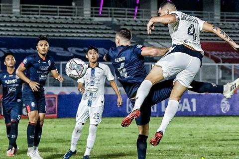 Hasil Liga 1: Arema Belum Menang Musim Ini Usai Ditahan Imbang PSIS (1)