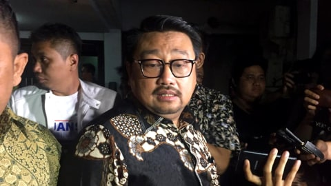 Rachland Nashidik Minta Maaf soal Cuitan Makam Gus Dur Dibangun Negara