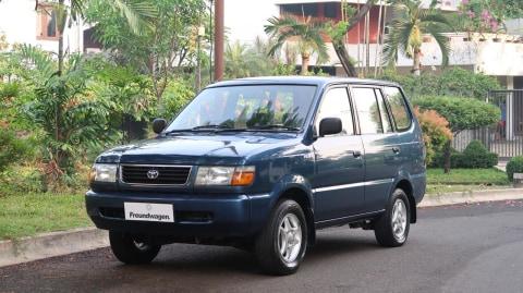 Pilihan Mobil Bekas dengan Transmisi Matik di Bawah Rp 60 Juta (4)