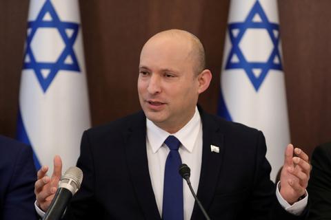 PM Israel Kunjungi Mesir, Bahas Hubungan dengan Palestina