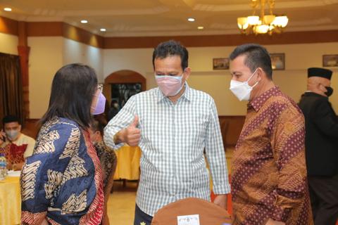 Gubernur Kepri Desak DPD RI Selesaikan RUU Daerah Kepulauan