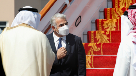 Lawatan Perdana Menlu Israel ke Bahrain, Resmikan Kedubes dan Sepakati MoU