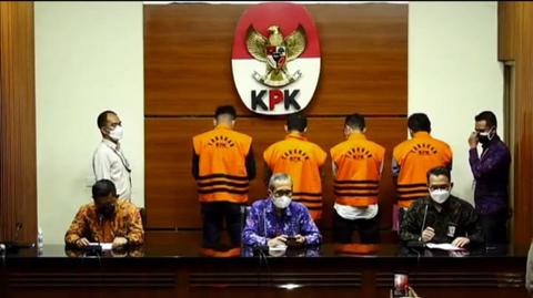 KPK Tetapkan 10 Anggota DPRD Muara Enim Jadi Tersangka Kasus Suap