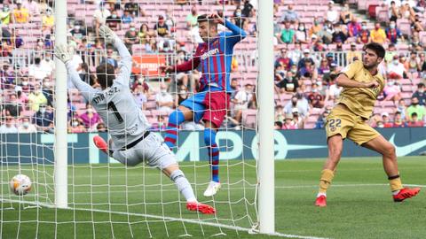 Hasil Liga Spanyol: Ansu Fati Kembali dan Cetak Gol, Barcelona Hempaskan Levante (1)